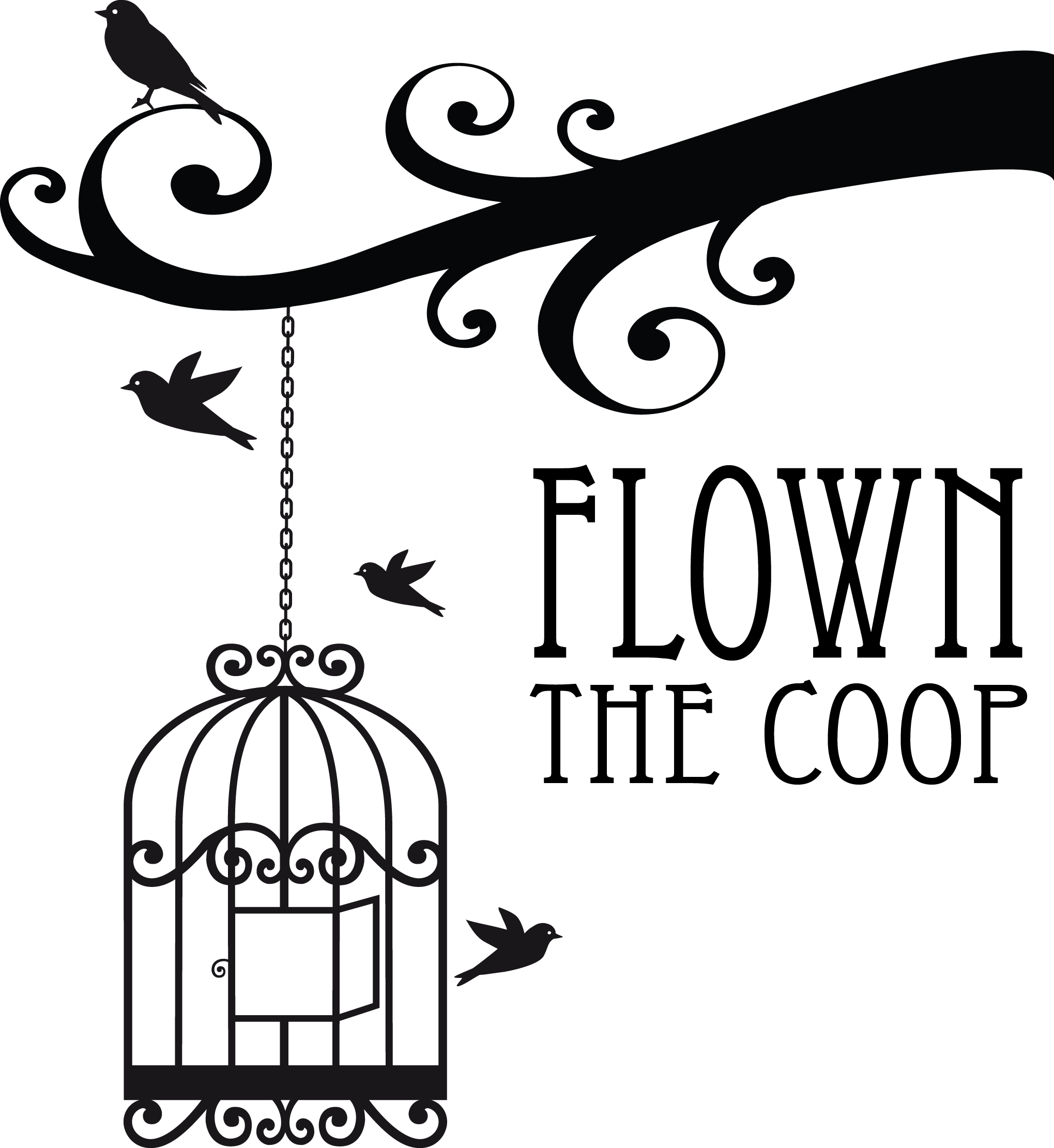 Flown The Coop is a creative lifestyle destination promoting wellness, wine and the pursuit of dreams.
