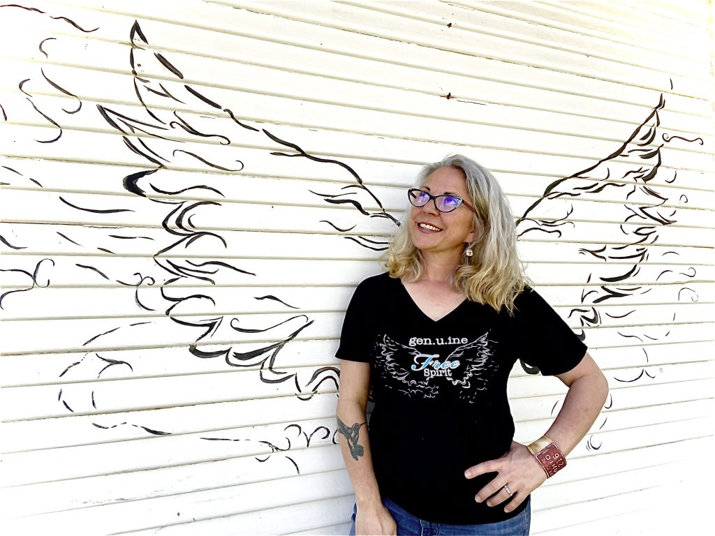 Tiffany Eckhardt, Certified Life Coach with Flown The Coop. Creating YOUR vision for midlife wellness!