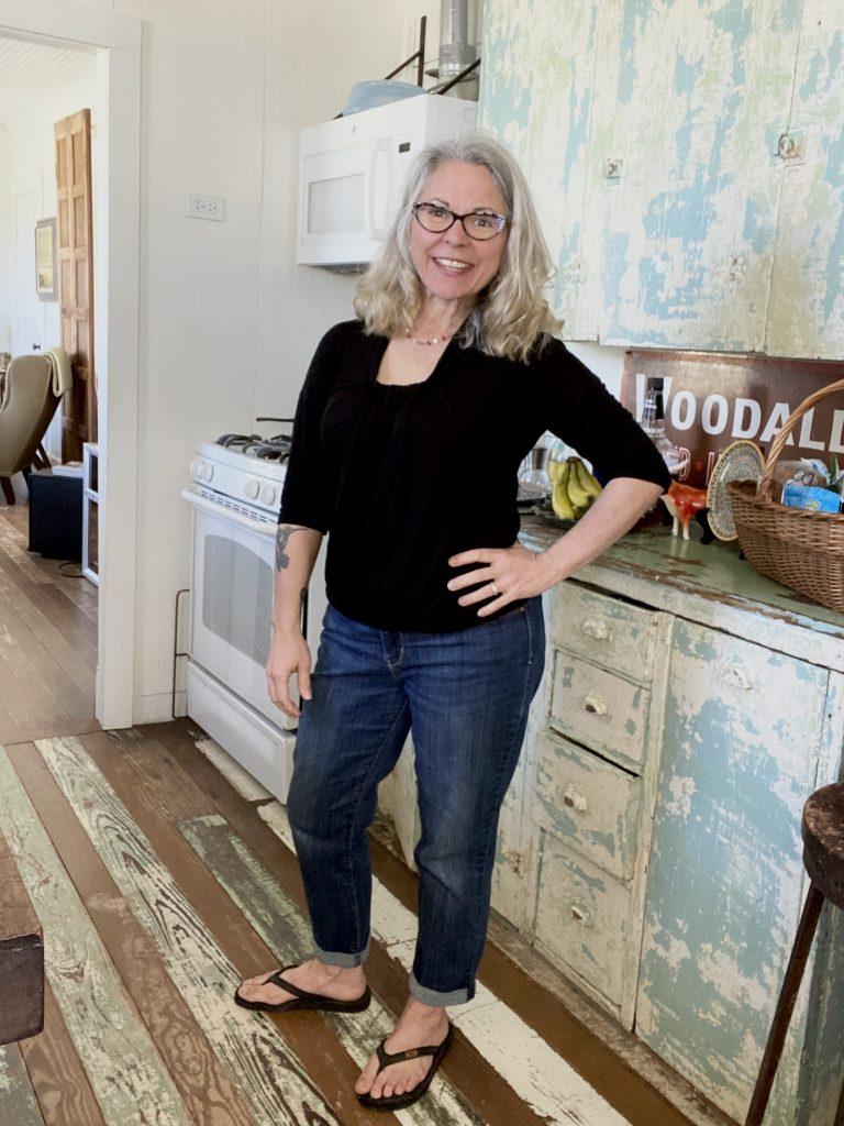 Tiffany Eckhardt, Life Coach busting midlife myths