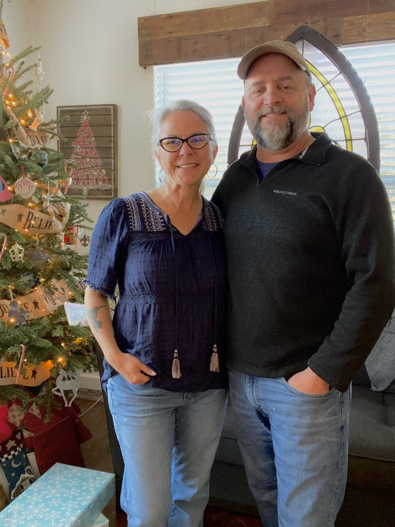 Tiffany Eckhardt, Certified Life Coach helping midlife women believe their best years are ahead.  On the blog today she shares how she packed up Christmas and is ready for an exciting new year with a Choose Her Community Goal Challenge