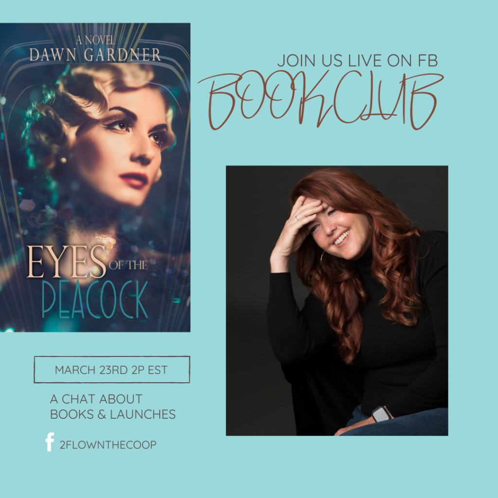 A book club chat with Tiffany Eckhardt and Dawn Gardner.